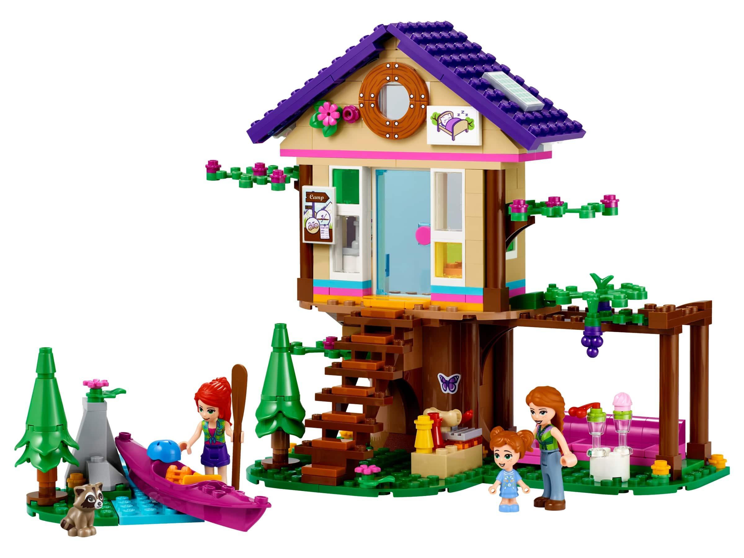 Leśny domek 41679