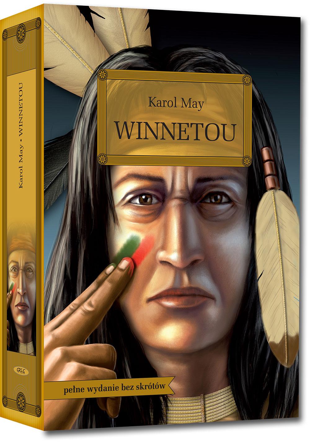 Winnetou lektura z opracowaniem