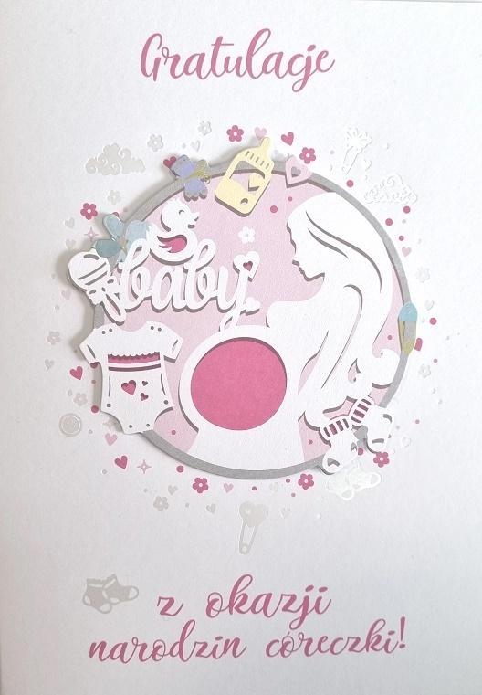 Karnet Narodziny GM-715