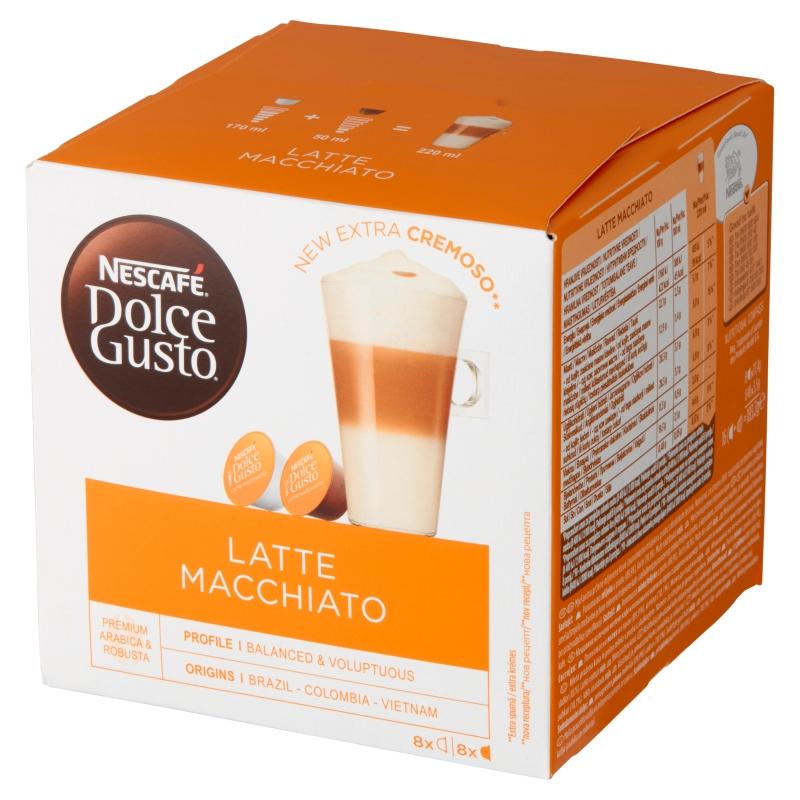 Dolce Gusto Latte Macchiato Kawa w kapsułkach