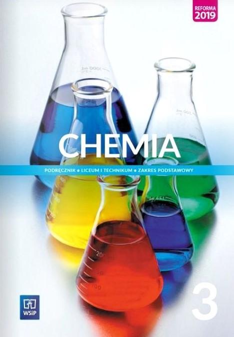 Chemia. Podręcznik. Liceum i technikum. Klasa 3. Zakres podstawowy. Szkoły ponadpodstawowe