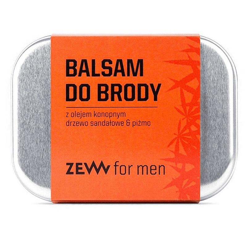 ZEW FOR MEN_Balsam do brody zawiera olej konopny drzewo sandałowe i piżmo