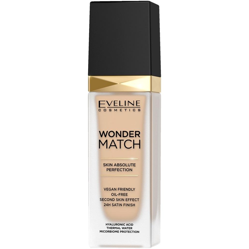 Luksusowy podkład do twarzy dopasowujący się 10 Light Vanilla Wonder Match