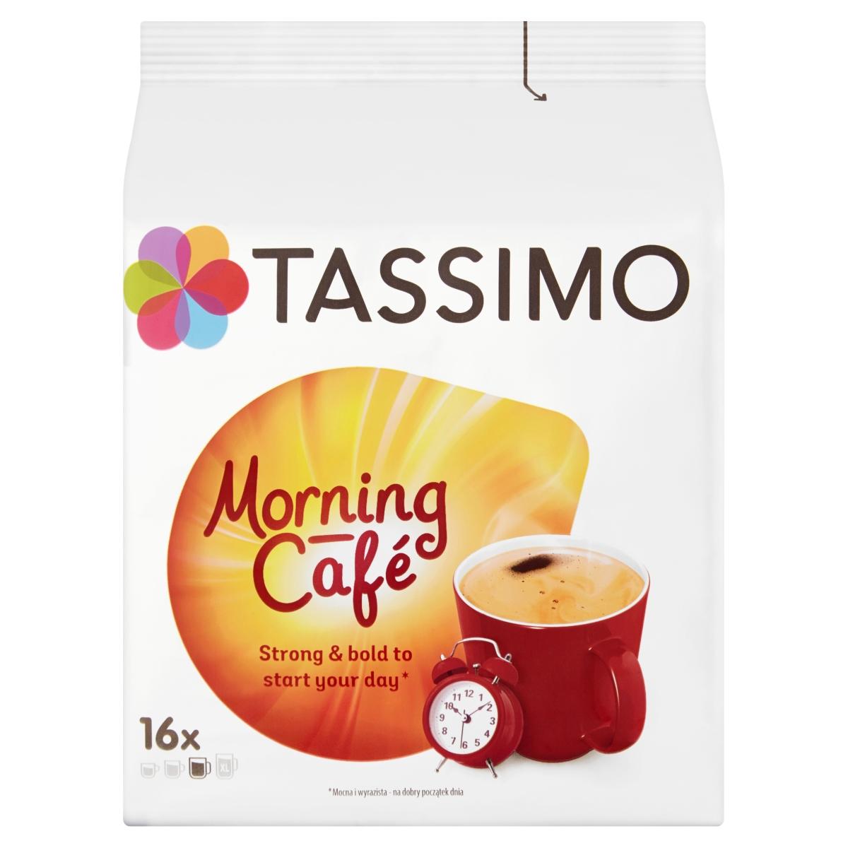 Kawa w kapsułkach Morning Cafe