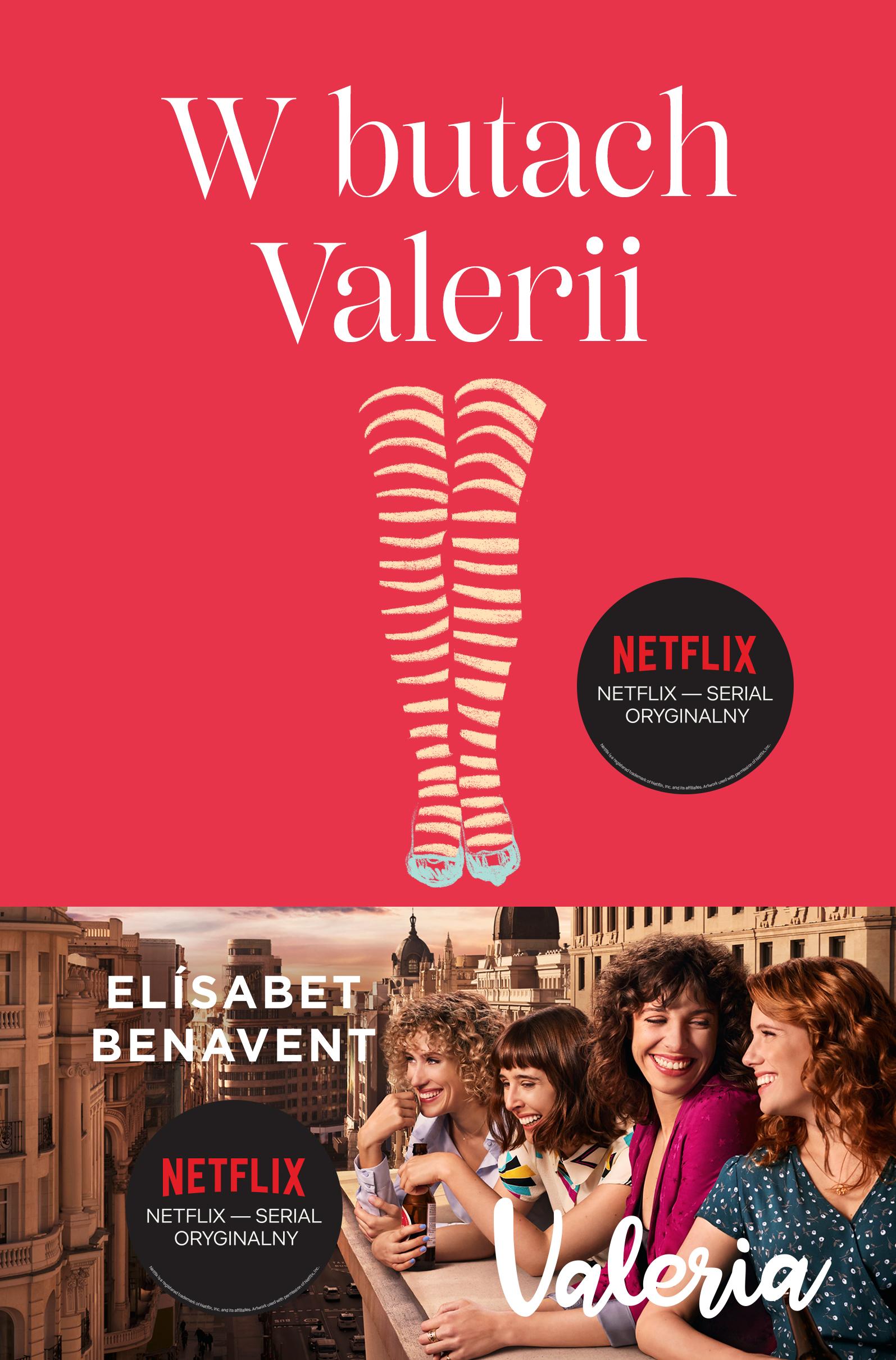 W butach Valerii. Valeria. Tom 1