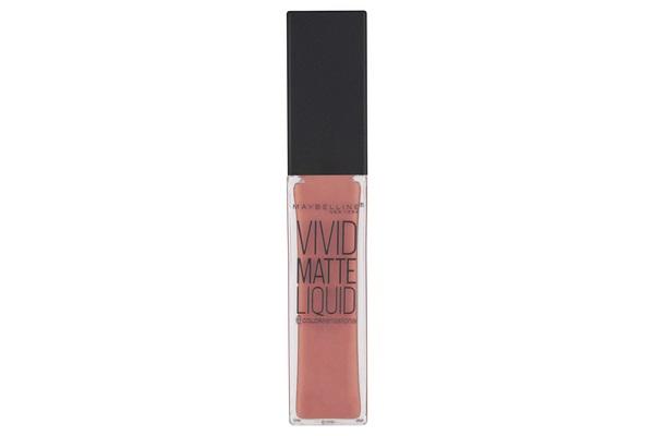 Vivid Matte Liquid Lip Color matowy błyszczyk do ust 50 Nude Thrill