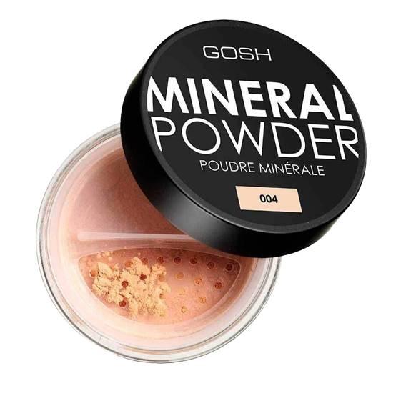 Puder mineralny 004 Natural