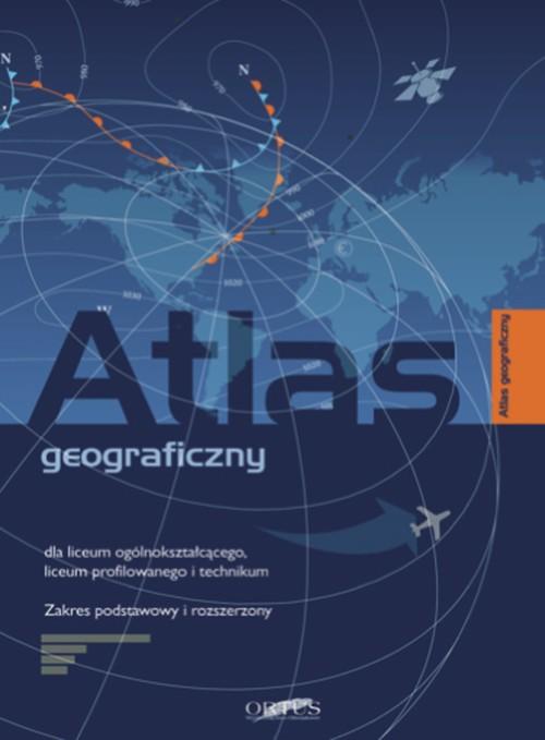 Atlas geograficzny Liceum (Ortus)