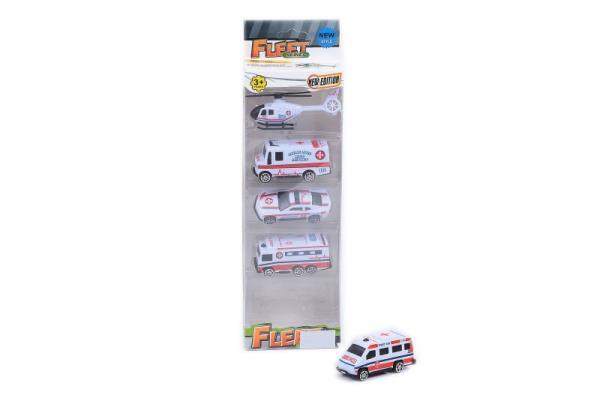 Zestaw pojazdów ratunkowych 521193
