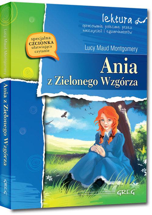 Ania z Zielonego Wzgórza lektura z opracowaniem