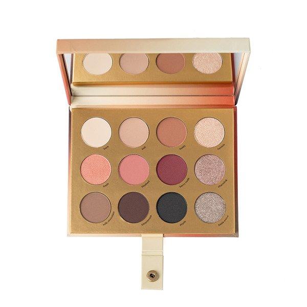 Deep Nude Eyeshadow Palette paleta cieni do powiek