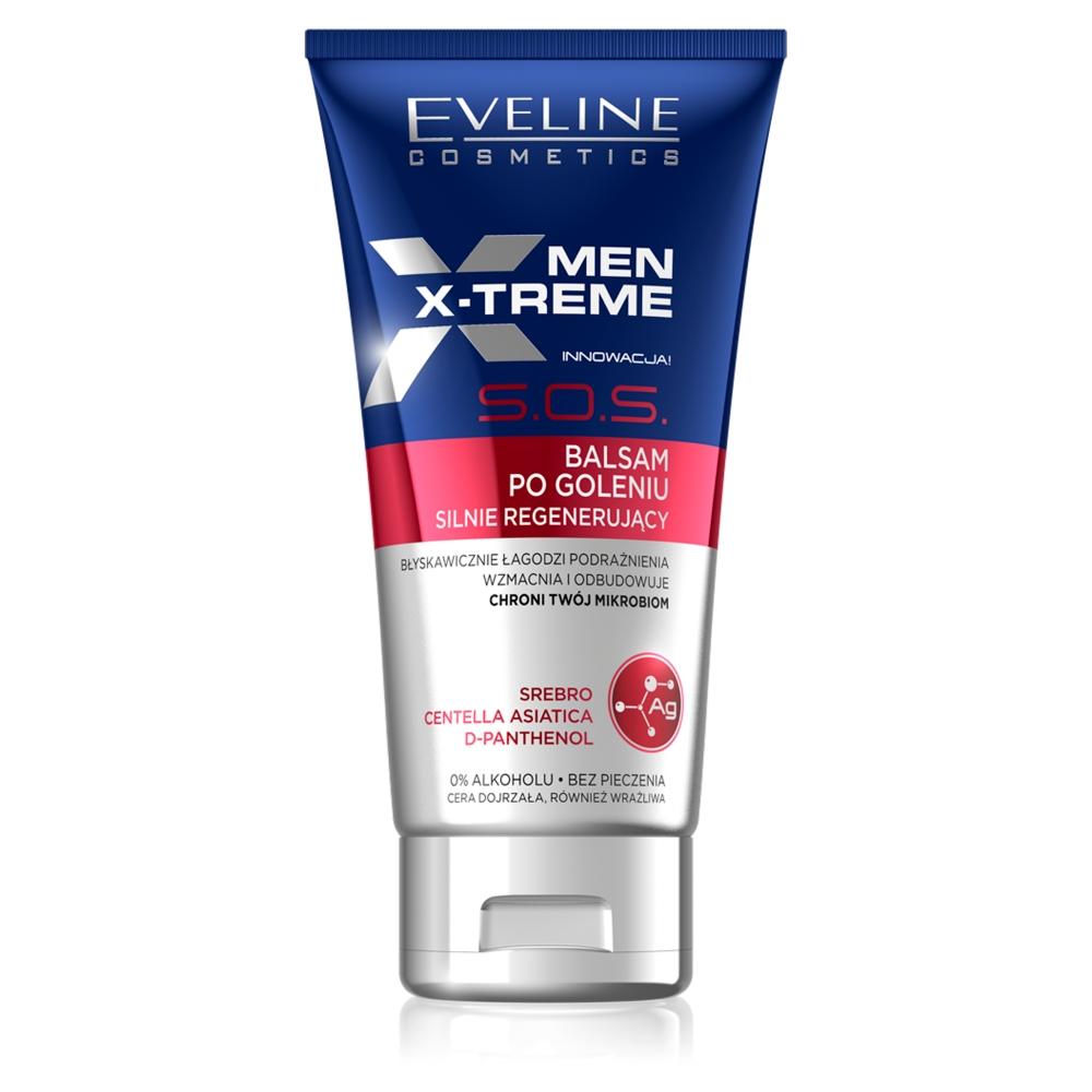 Men X-Treme SOS łagodzący podrażnienia balsam po goleniu