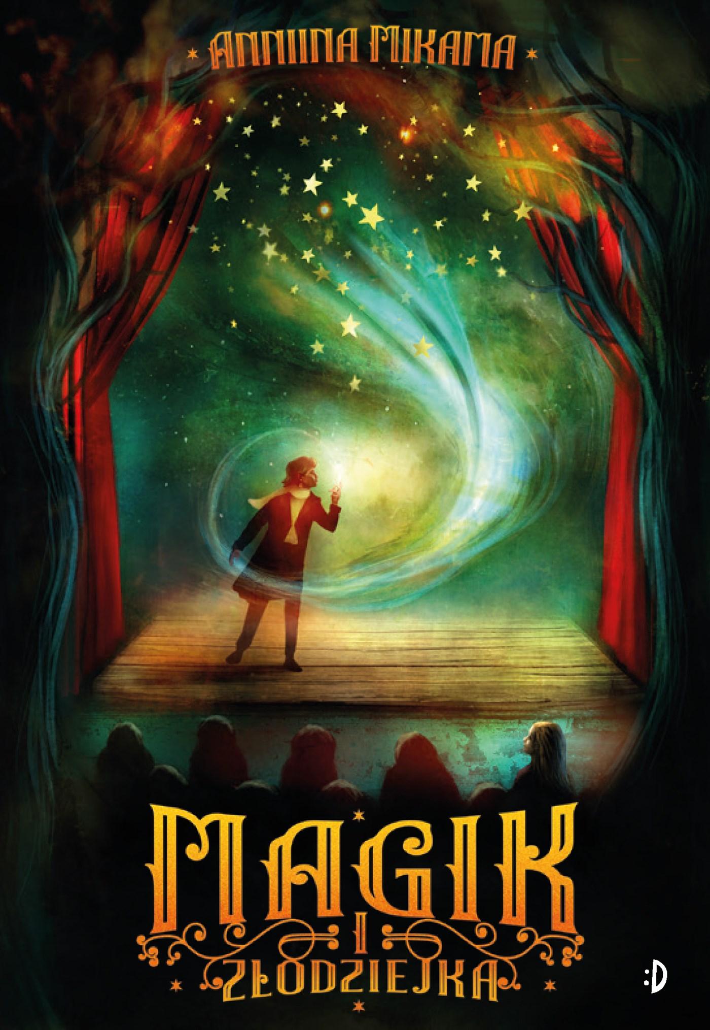 Magik i złodziejka. Tom 1