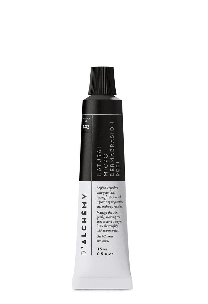Natural Micro-Dermabrasion Peel peeling do twarzy