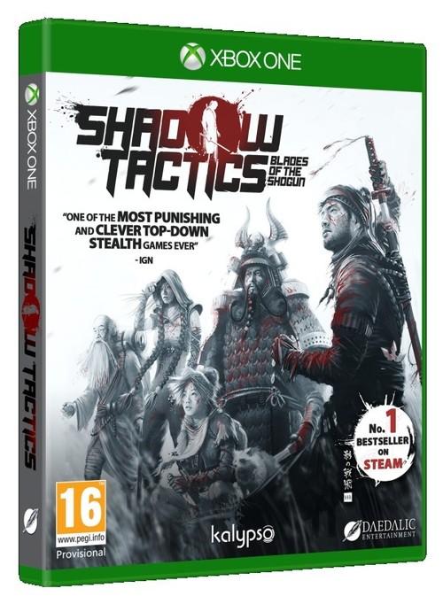 Shadow tactics Xbox One