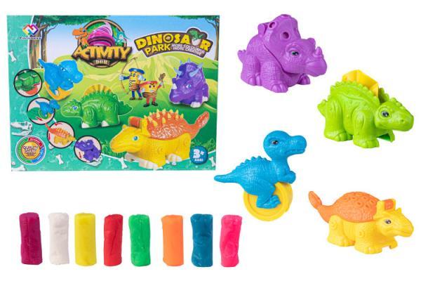 Ciastolina dinozaury 1004497