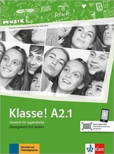 Klasse! A2.1. Ćwiczenia + audio online