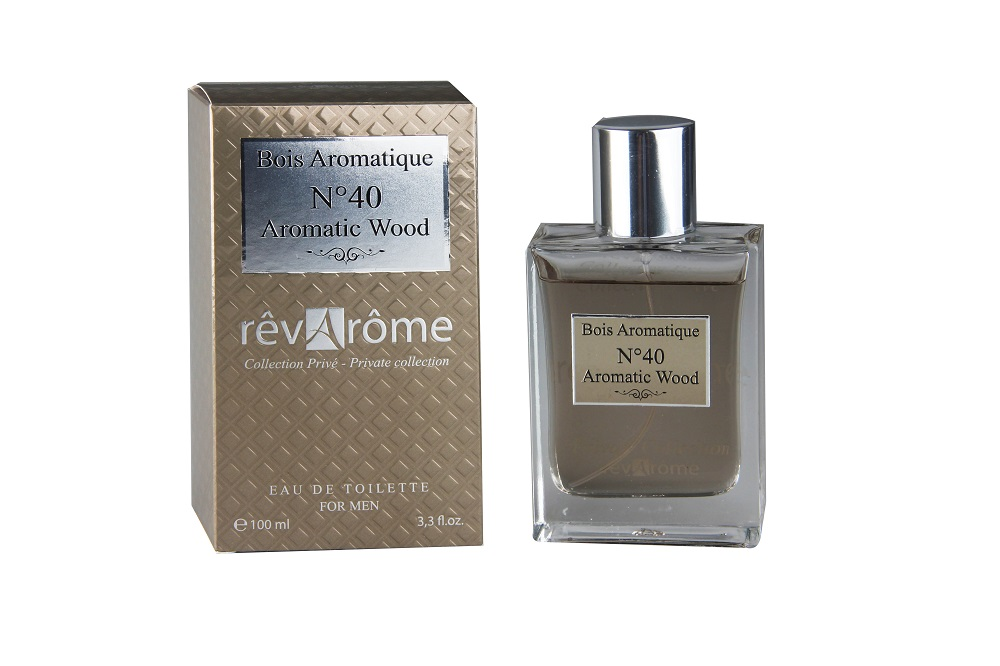 Private Collection No. 40 Aromatic Wood For Men Woda toaletowa spray