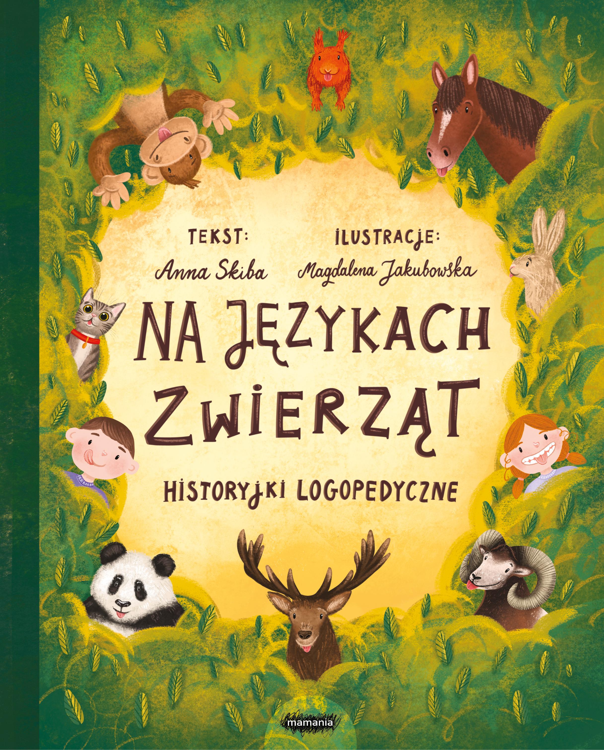 Na językach zwierząt. Historyjki logopedyczne