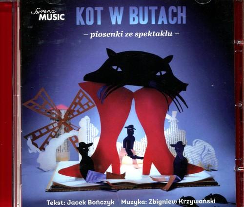 Kot w butach - Piosenki ze spektaklu