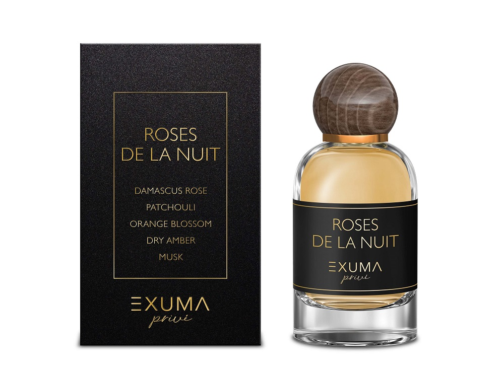 Prive Roses De La Nuit Woda perfumowana