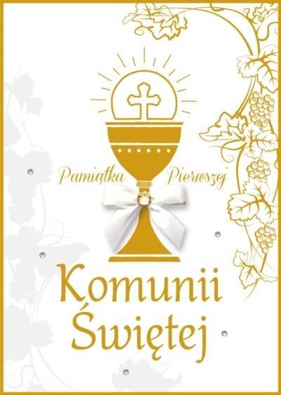 Karnet Komunia GM-559