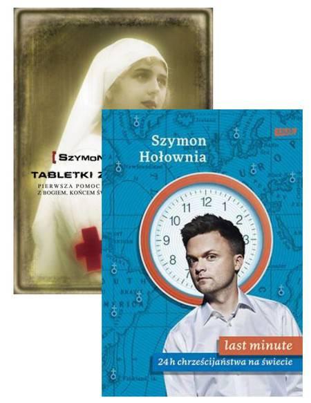 Zestaw: Last minute. 24 h chrześcijaństwa na świecie + Tabletki z krzyżykiem