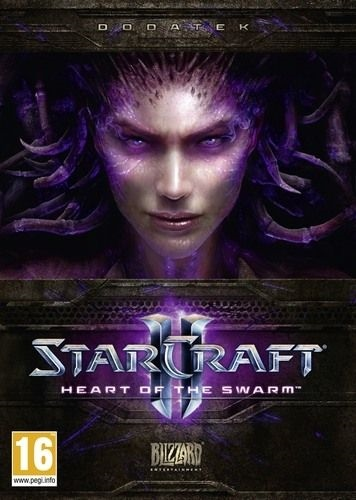 StarCraft 2 Heart of the Swarm P: 10