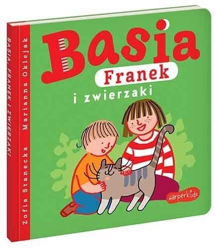 Basia, Franek i zwierzaki