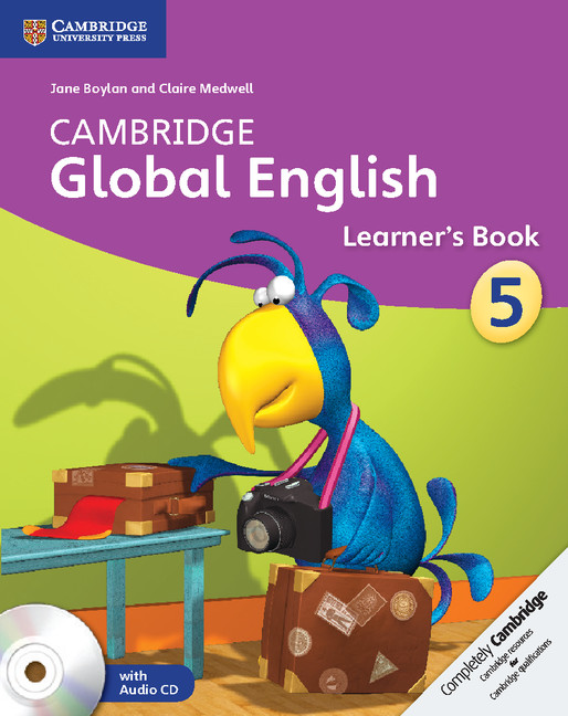 Cambridge Global English Stage 5 Learner`s Book with Audio CD