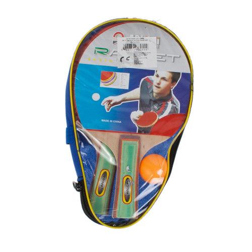 Rakietki do Ping-Ponga z piłeczką
