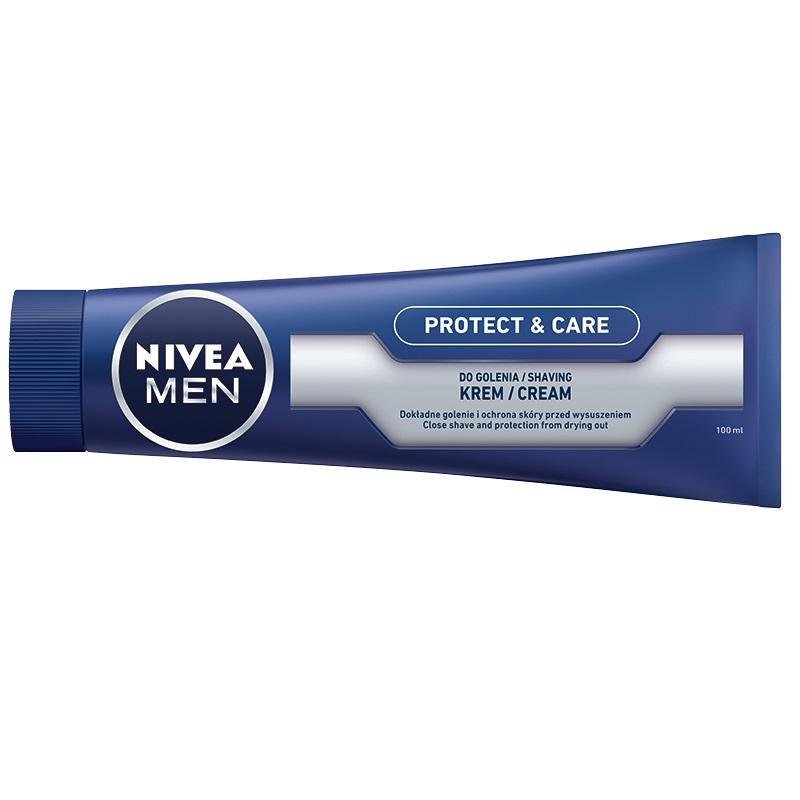 Ochronny krem do golenia Men Protect & Care