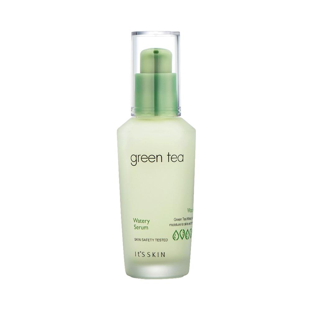 Green Tea Watery Serum serum do twarzy z zieloną herbatą