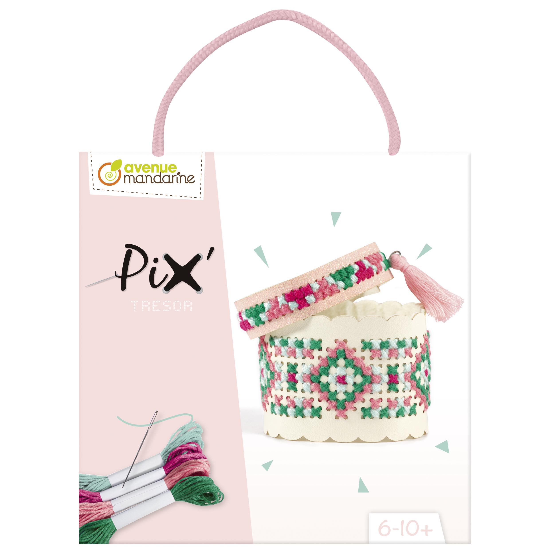 Pix Tresor bransoletka Pink