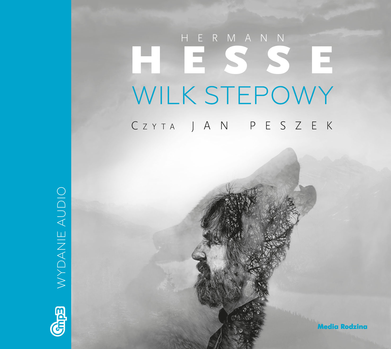 CD MP3 Wilk stepowy
