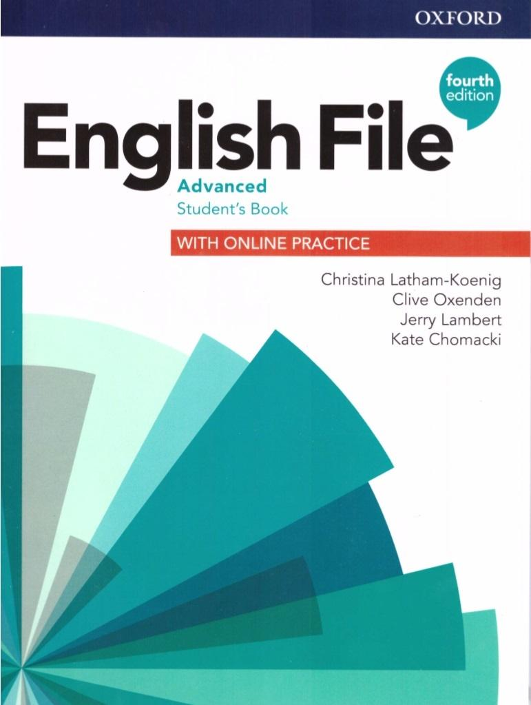 English File 4E Advanced SB Online Practice