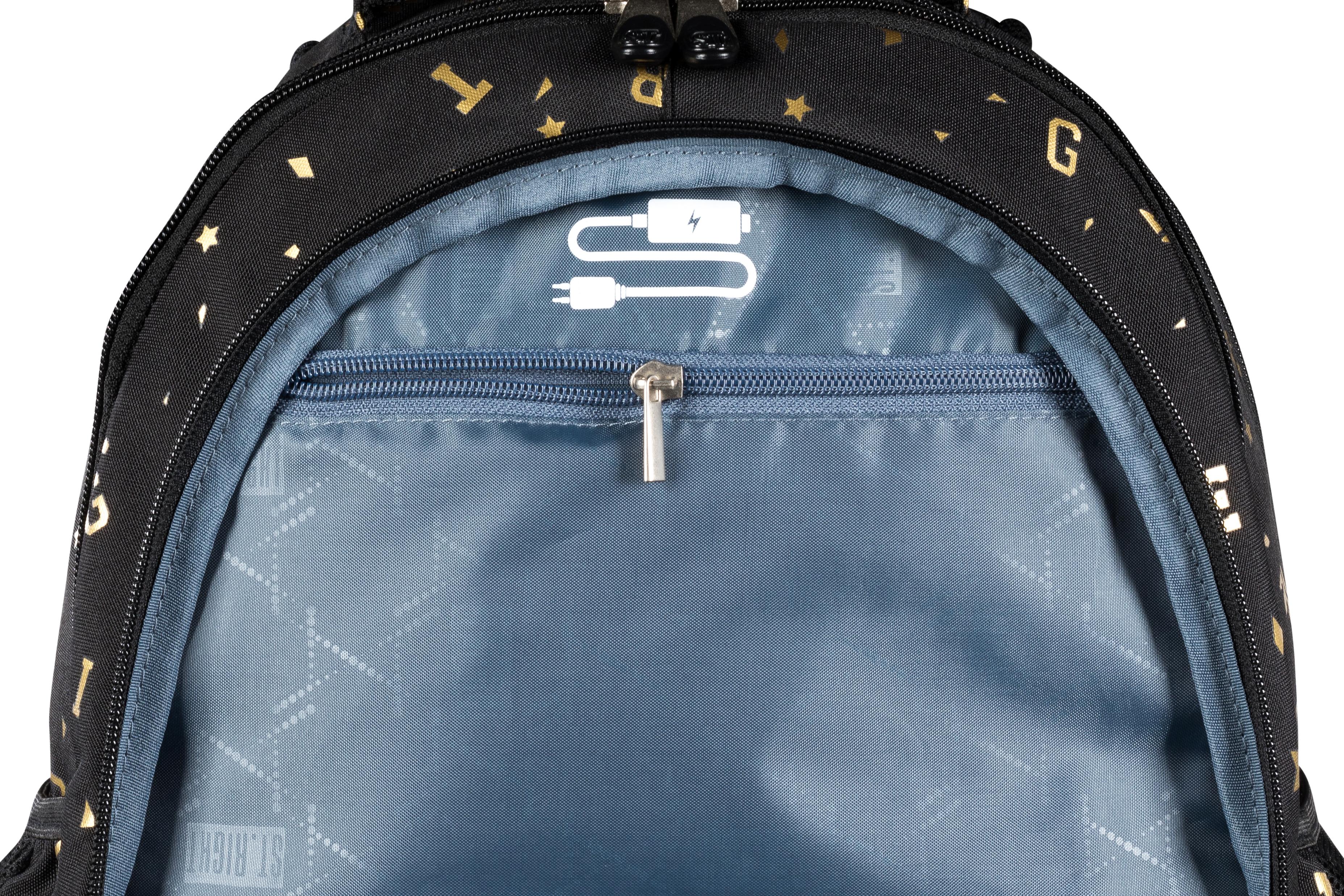 Plecak 4-komorowy Prestige
