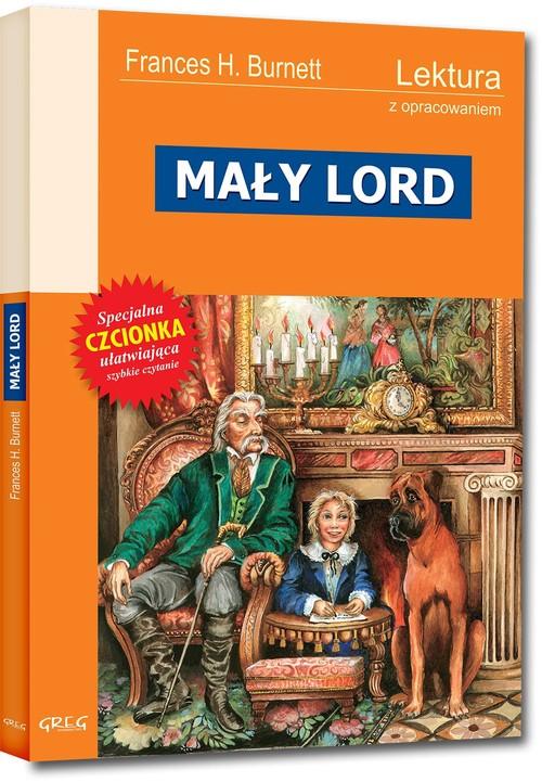 Mały lord lektura z opracowaniem