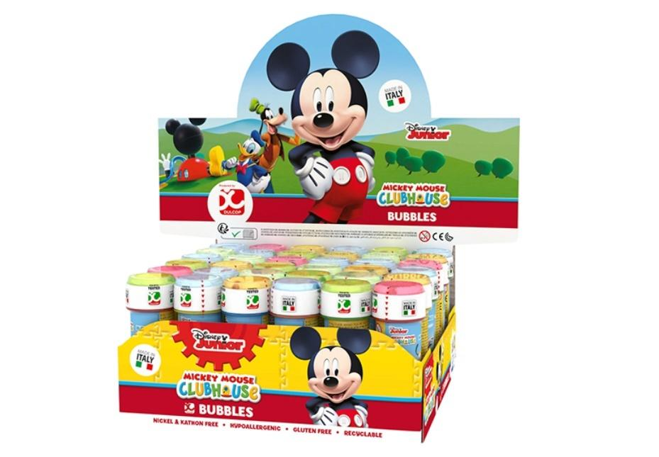 Bańki mydlane 60ml Mickey Mouse (36szt)