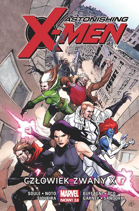Człowiek zwany X. Astonishing X-Men. Tom 2