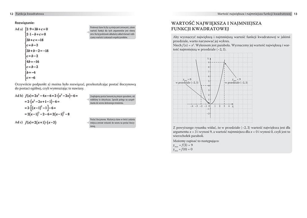Matematyka - korepetycje - liceum, część 2 - PO REFORMIE zgodna z nową podstawą programową (od2019/2020)