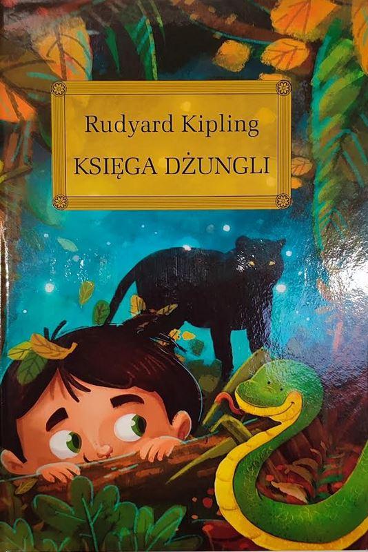 Księga dżungli lektura z opracowaniem