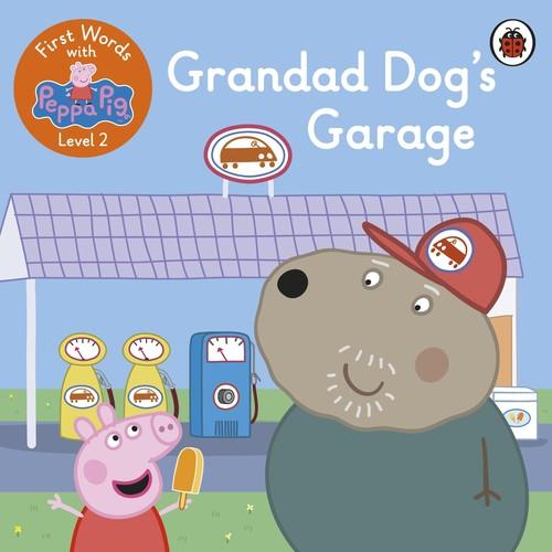 First Words with Peppa Level 2 Grandad Dog's Garage