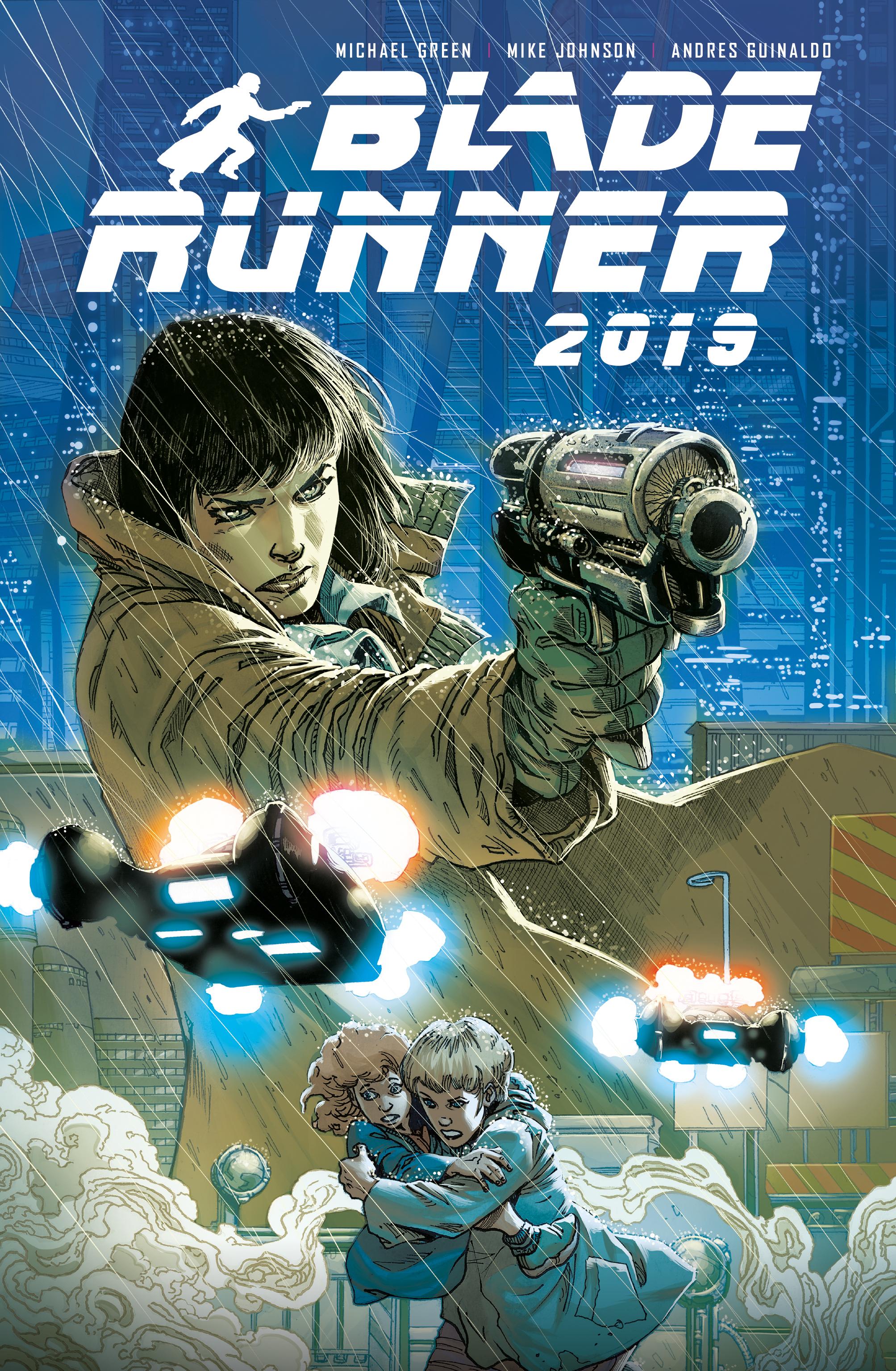 Blade Runner: 2019. Tom 1