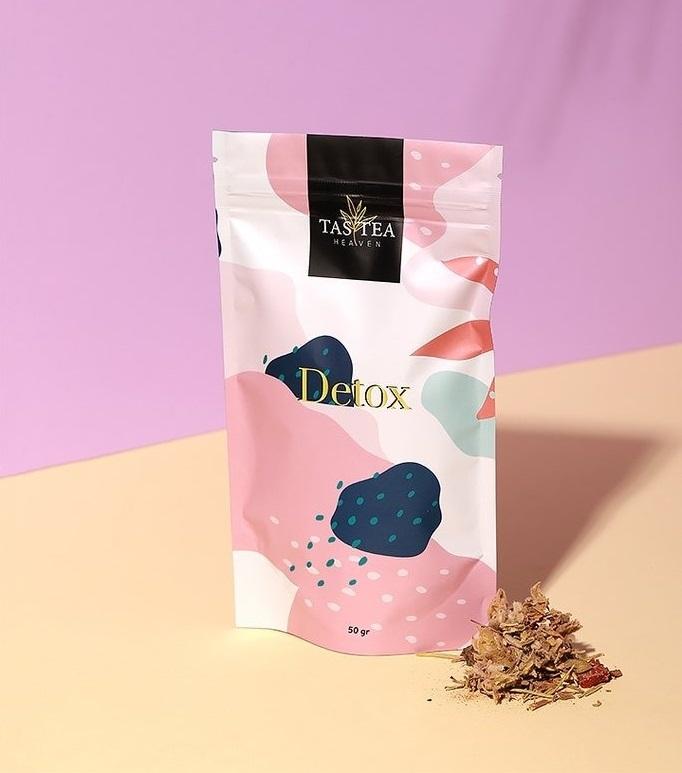 Herbata ziołowa oczyszczająca Detox