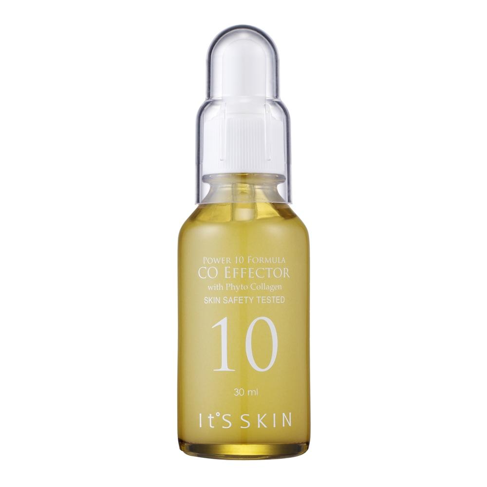 Power 10 Formula CO Effector ujędrniające serum do twarzy z fito-kolagenem