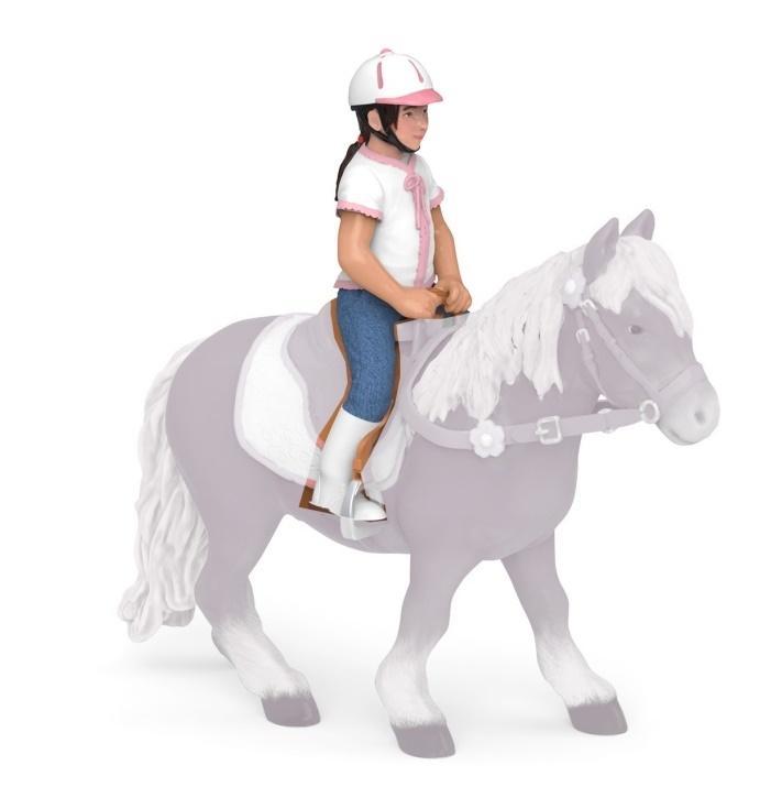 Jeździec dziecko