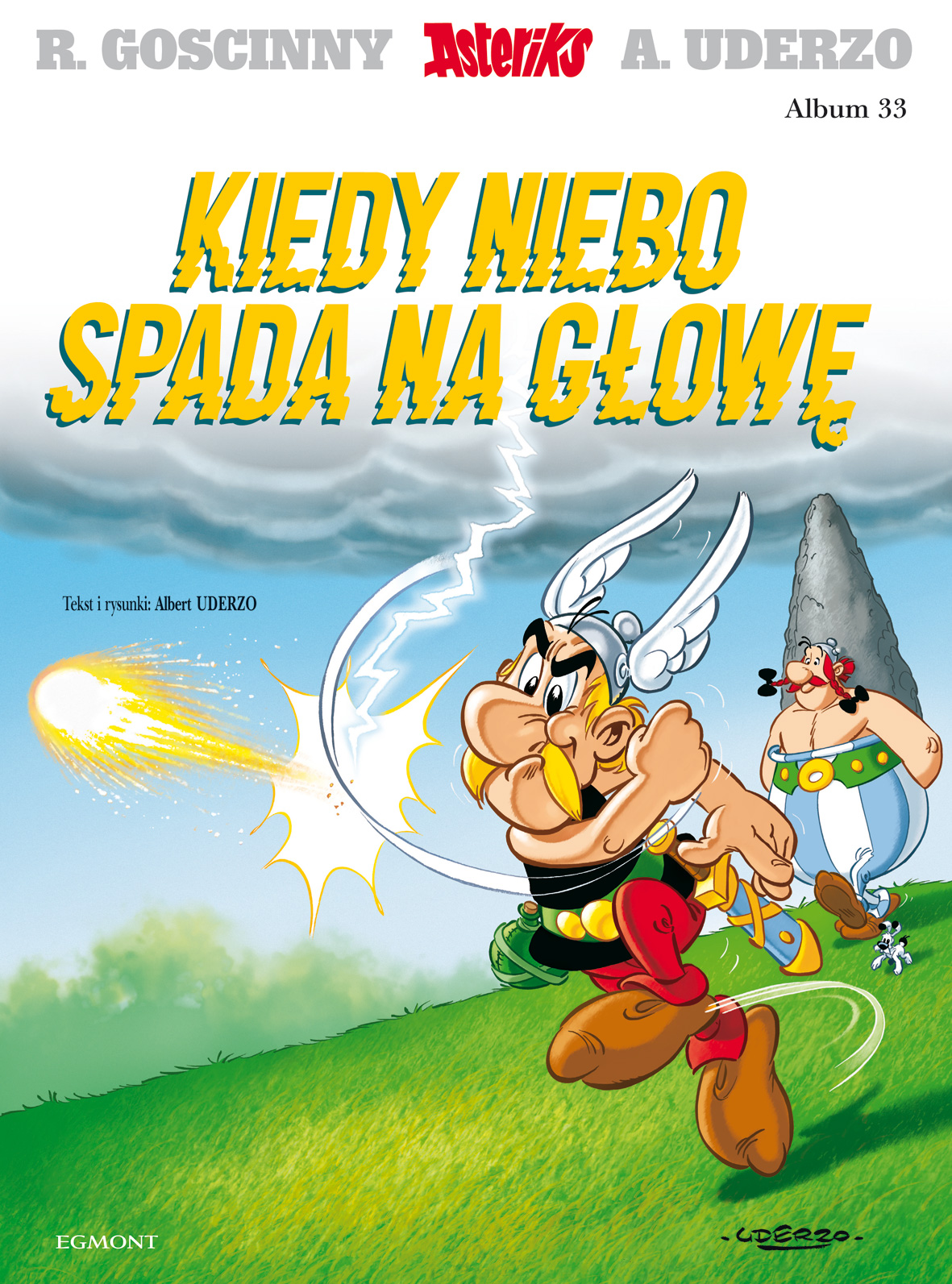 Kiedy niebo spada na głowę. Asteriks. Album 33