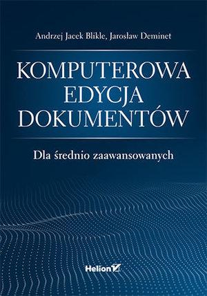Komputerowa edycja dokumentów dla średnio zaawansowanych