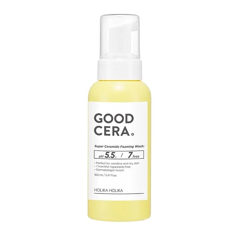 Good Cera Super Ceramide Foaming Wash delikatna pianka oczyszczająca do twarzy